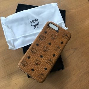 MCM IPhone 6+ Case REAL With Box